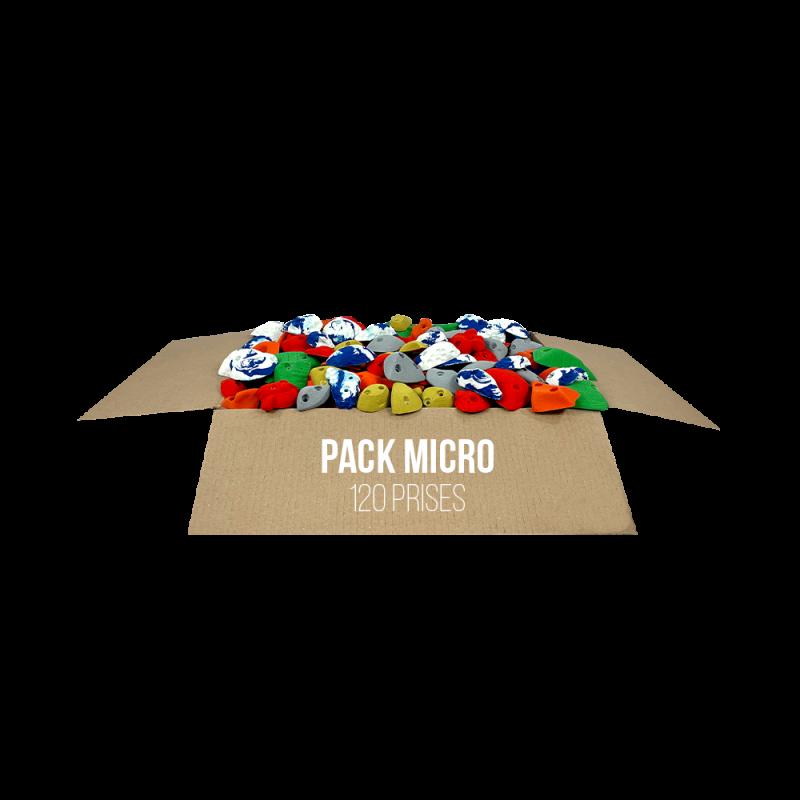 Pack of 11 holds - BLABLA
