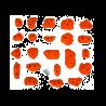 prise escalade osmose lot mini foot orange 1