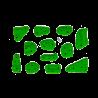 prise escalade osmose lot craters vert clair