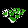 prise escalade osmose lot craters vert clair 1