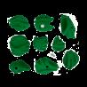 prise escalade osmose lot strap vert