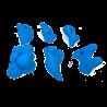 prise escalade osmose lot pirate bleu clair 1