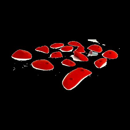 prise escalade osmose lot minus rouge