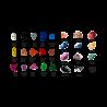 poutre escalade osmose poutre resine couleurs