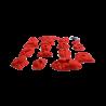 prise escalade osmose lot friction rouge 4